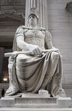 Neoclassical Statue Royalty Free Stock Images