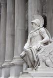 Neoclassical Statue Stock Photo