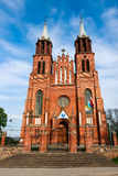 Neogothic Church Royalty Free Stock Image