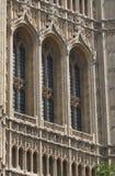 Neogotische Architectuur Stock Foto