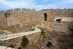 Neokastro castle Royalty Free Stock Image