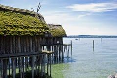 Neolithische Wohnung Lizenzfreies Stockbild