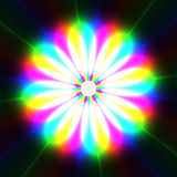Neon Royaltyfria Bilder