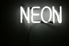 Neon Royalty Free Stock Image