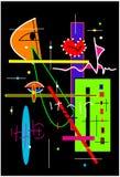 neon Stockbilder