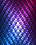 Neon abstract background_1. Vector bright background. You can use it for  fashion themes and topics of technology Stock Photography