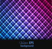 Neon abstract background. Vector bright background. You can use it for  fashion themes and topics of technology Stock Image