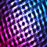 Neon abstract background_7. Vector bright background. You can use it for  fashion themes and topics of technology Royalty Free Stock Photo