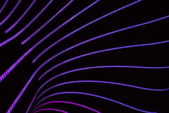Neon abstract background Royalty Free Stock Image
