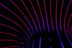 Neon abstract background Royalty Free Stock Photography