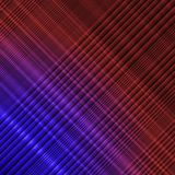 Neon abstract lines design on dark background Royalty Free Stock Image