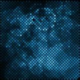 Neon abstracte vector als achtergrond Stock Fotografie