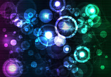 Neon_background Illustration de Vecteur