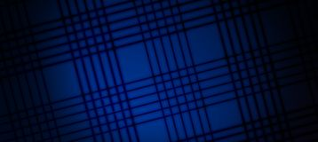 Neon background, cage of light rays. On a dark background, neon beams in the form of a cage Royalty Free Illustration