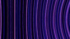 Neon background of lines. Fast moving neon vertical stripes. Looped abstract animation of neon background from stripes.  royalty free illustration