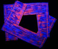 Neon Background Series Royalty Free Stock Image