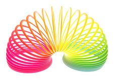 Neon colored spring Royalty Free Stock Photo