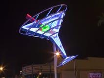 Neon di Fremont Fotografie Stock