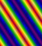 Neon diagonal stripes Stock Images