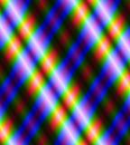 Neon diagonal stripes Royalty Free Stock Image