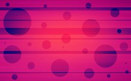 Neon duotone background. Neon abstract gradient purple blue tone geometric illustration background. Retro wave and trendy futuristic concept round shape duotone royalty free stock photos