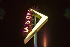 neon för 2 fremont Royaltyfria Bilder