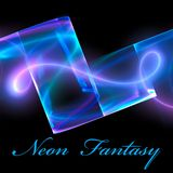 Neon Fantasy Stock Photos