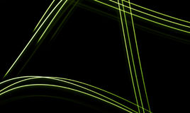 Neon fibres background Royalty Free Stock Images