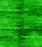 Neon green wood texture as background texture. Royalty Free Stock Images
