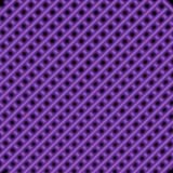 Neon grid abstract background illustration Royalty Free Stock Images