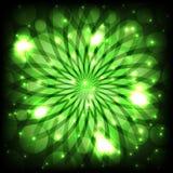 Neon illustration Stock Images
