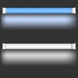 Neon lamps Stock Image