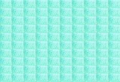 Neon Lichtblauwe Rechthoekige Geometrische Abstracte Textuur Als achtergrond Kan voor dekkingsontwerp, boekontwerp, affiche, CD-d stock illustratie