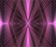 Neon light rays and direct straight lines. In the picture shows Neon light rays and direct straight lines Stock Images