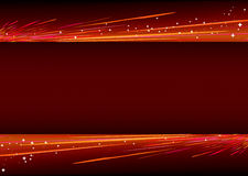 Neon light splashes Royalty Free Stock Photo