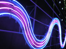 Neon lights Royalty Free Stock Photo
