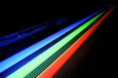 Neon Lights Royalty Free Stock Photos