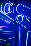 Neon lights Royalty Free Stock Image