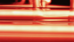 Neon lights, abstract backgrounds stock video
