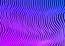 Neon lines background with glowing 80s new retro vapor wave style. Neon lines background with glowing 80s retro vapor wave style Royalty Free Stock Photography