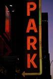 Neon Park Stock Image