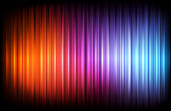 Neon Ray Background Royalty Free Stock Images