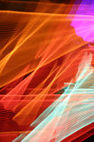 Neon rods Royalty Free Stock Photography
