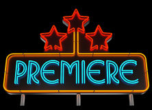Neon Sign Stock Photos
