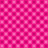 Neon squares pattern pink. Neon squares vector seamless pattern in bright pink color Royalty Free Stock Photo