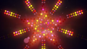 Neon star sign Royalty Free Stock Photography