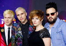 Neon Trees Stock Image