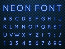 Neon, Vektorguß vektor abbildung