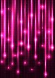 neonaffisch Arkivfoto