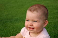 Neonata Fotografia Stock